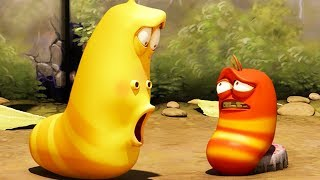LARVA - YELLOW THE DENTIST | Cartoon Movie | Cartoons For Children | Larva Cartoon | LARVA Official