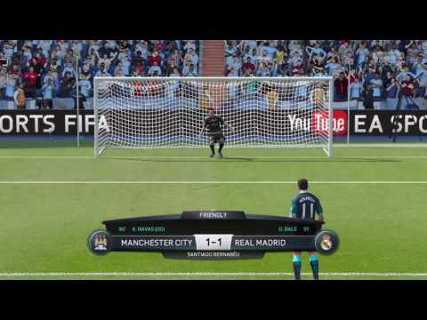 Funny Penalty Goal in Fifa 16