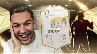 JE PACK UNE ICONE !! BEST OF PACK OPENING FIFA 21