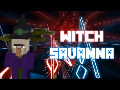 Witch Savanna Grandayy (Beat Saber) attempt