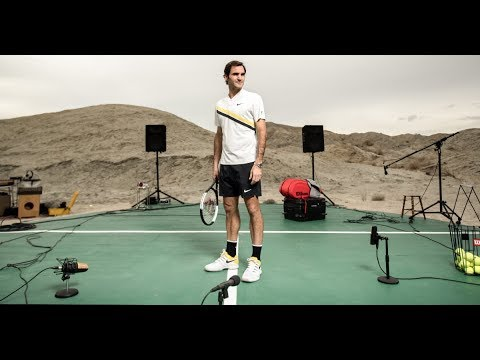 Play Your Heart Out - Roger Federer Pro Staff