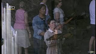 Chapelet à Lourdes du 25 juin 2019