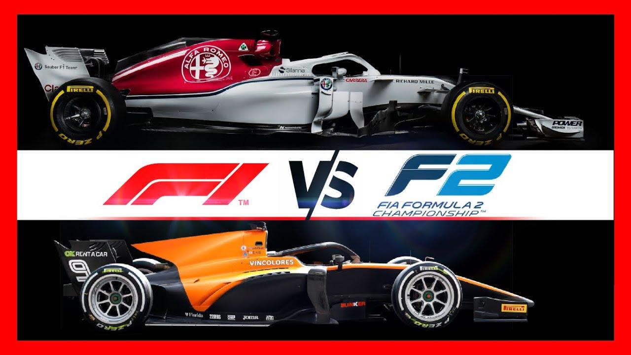 F1 vs F2 DIFERENCIAS 🔥 *EXPLICACIÓN* 💥 FORMULA 2: La Categoría de los Futuros PILOTOS de FORMULA 1
