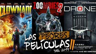 Las Peores Peliculas del 2019 | Parte 2 | #TeLoResumo
