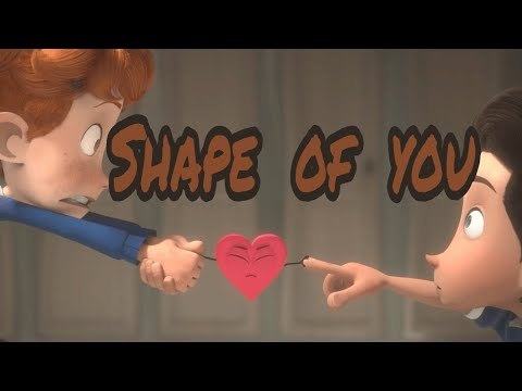 ❥ Sherwin  and Jonathan  SHAPE OF  YOU  『 IN A HEARTBEAT』