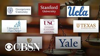 College admissions scam exposes racial disparities