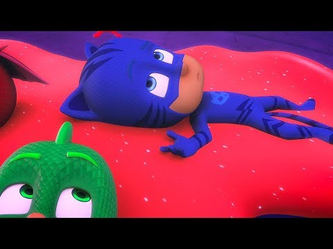 Race Up Mystery Mountain! 🌋 PJ Masks Full Episode | Cartoons For Kids