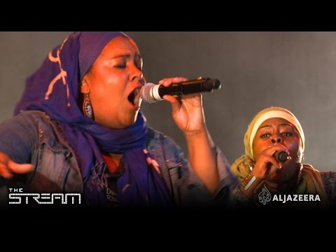 The Stream - Poetic Pilgrimage rappers strike a chord with Islam