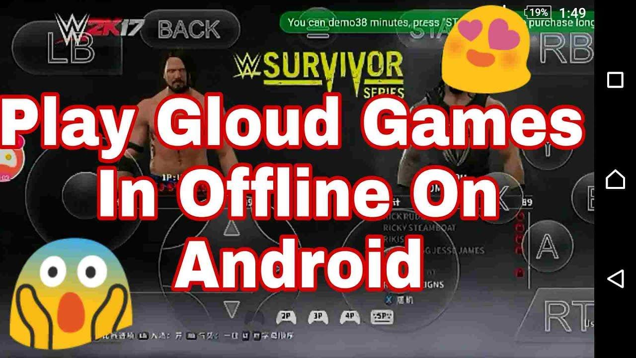 Gloud Games Offline Apk