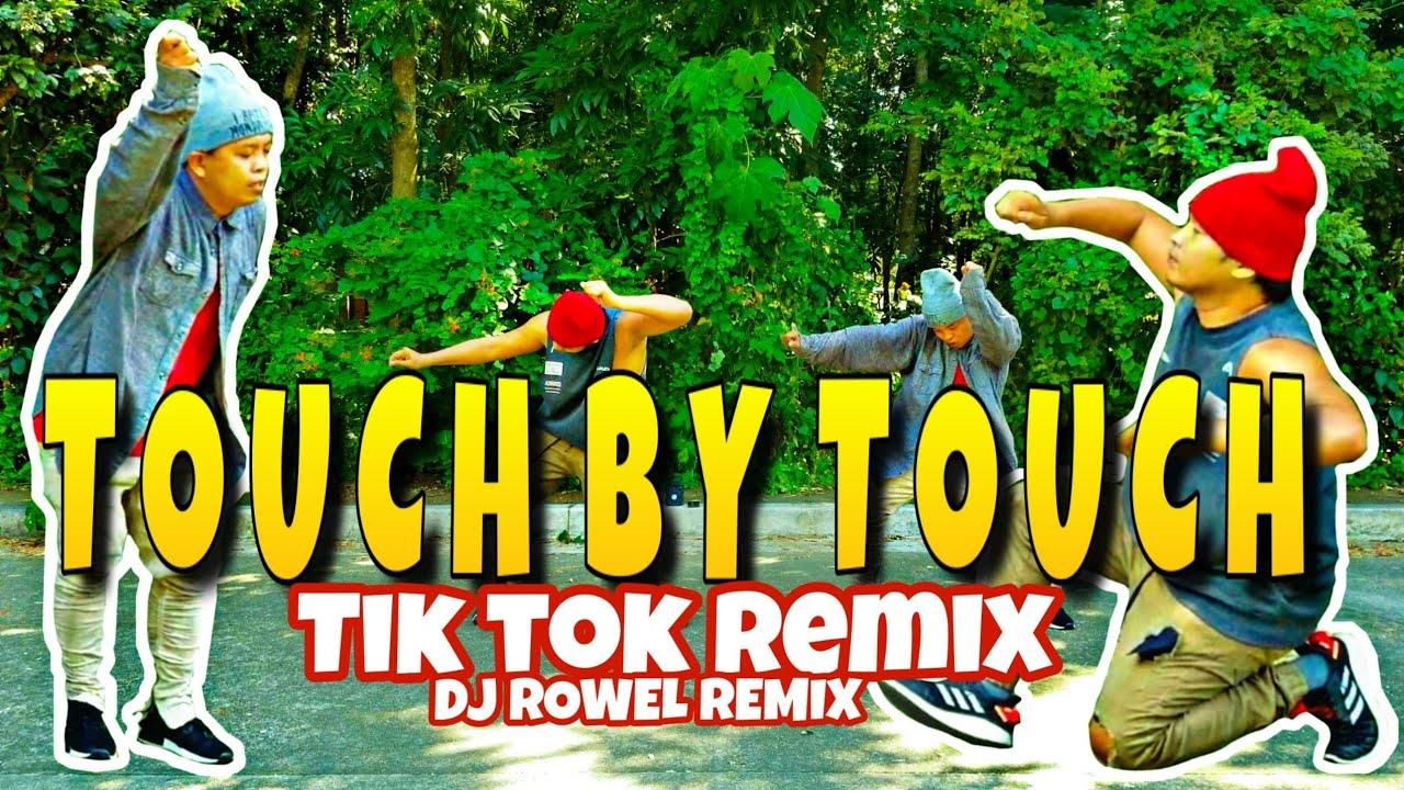 TOUCH BY TOUCH | tats by tats Dj Rowel remix | Tiktok | 80's hits | Dance Fitness | Kingz Krew