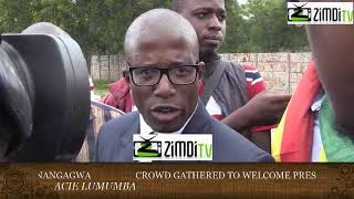 Video ED Mnangagwa arrives in the country download MP3, 3GP, MP4, WEBM, AVI, FLV November 2017