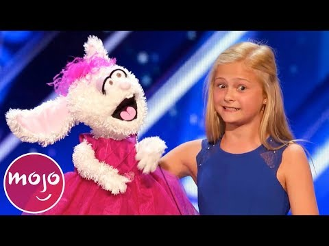 Top 10 Unforgettable America's Got Talent Golden Buzzer Auditions