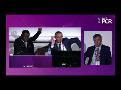 TAVI: How to best manage concomitant procedures in structural heart  therapies? EuroPCR 2017