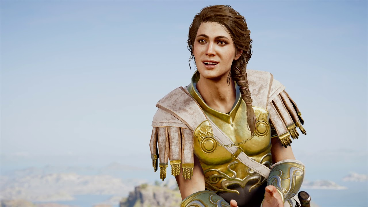 Kassandra Experiment - Persephone at Assassins Creed