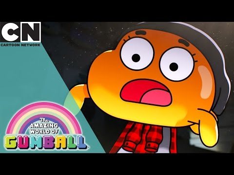 The Amazing World of Gumball | Learning New Tricks | Cartoon Network