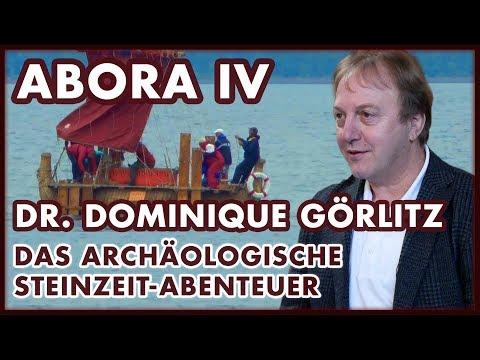 Dominique Görlitz: Abora 4 - Zurück in die Steinzeit