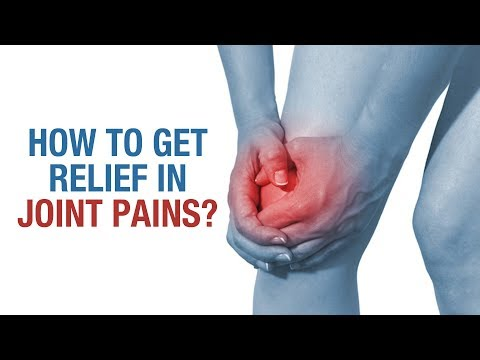 How to get relief in Joint pains - Dr. Gaurav Sharma  - Defeating arthritis