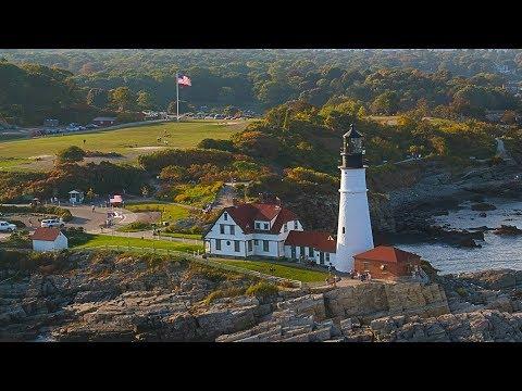 Aerial America: New England (Full Episode)