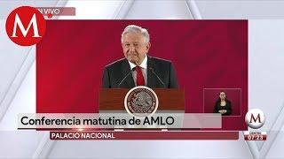 Conferencia Matutina de AMLO 11 de marzo de 2019