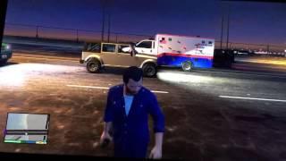 GTA Ambulance explosions