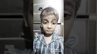 Hamza ahmed aja tujhy aasman me le chalu tiktok vidio