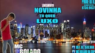 MC BOLADO DA GDP NOVINHA TU QUER LUCHO PROD DJ JL mp3