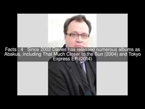 Russ Davies Top  #7 Facts