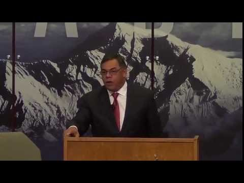 Eddie Barreto 10052016 The Door Christian Fellowship - El Paso Texas