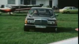 Mercedes Benz C123 Coupé Development
