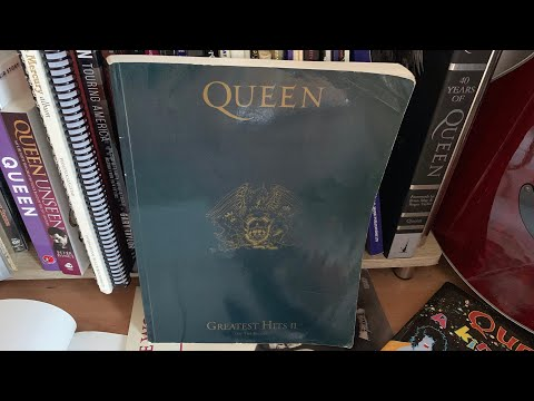 Queen Greatest Hits II Off The Record Songbook - Free PDF