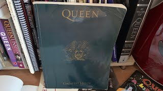 Queen Greatest Hits II Off The Record Songbook - Free PDF Download