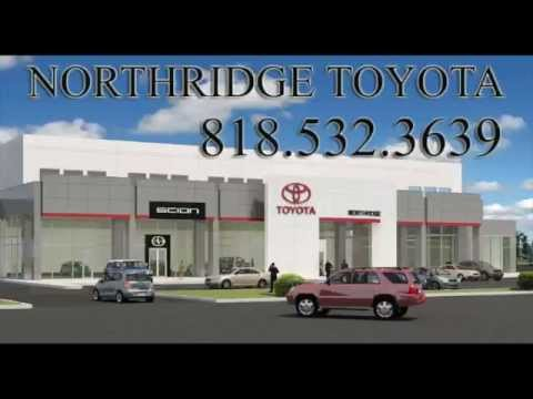 Toyota Service Center In Northridge Serving Noho Arts District