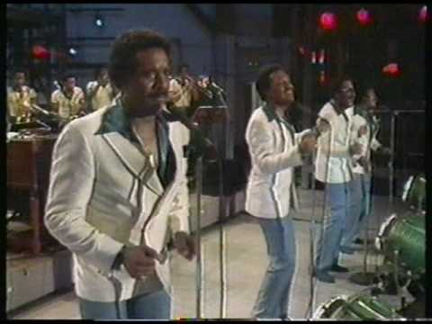 """The Four Tops - """"When She Was My Girl""""  Live - 'Fridays' (1981)"""