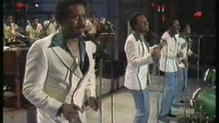 "The Four Tops - ""When She Was My Girl""  Live -"