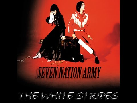 Seven nation army THE WHITE STRIPES cover Richard C - YouTube