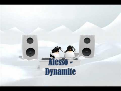 Alesso - Dynamite