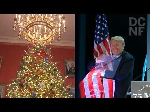 Michael Berry - 12 Days Of Trump, A Christmas Song For Americans In 2018