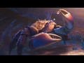 Moana - Moana & Maui vs Tamatoa FIGHT SCENE (FHD)