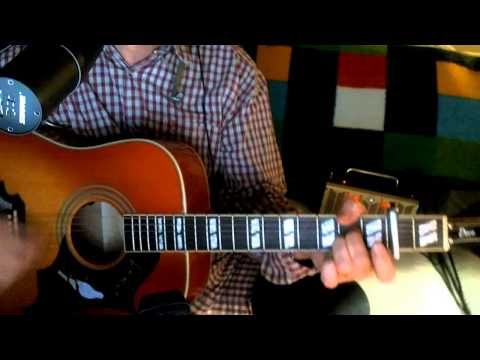 Segel im Wind ~ Peter Cornelius ~ Cover Interpretation ~ Epiphone Dove Pro VB & Bluesharp