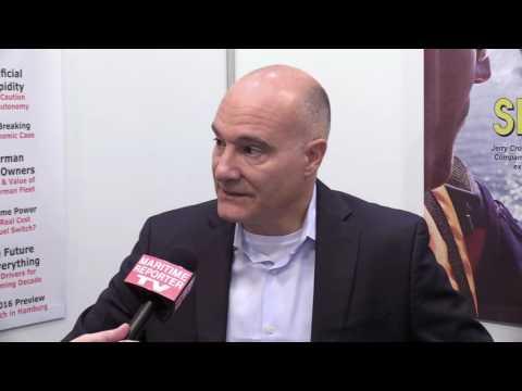 Maritime Reporter TV Interview: William Kraus, Director, Global Maritime, Iridium