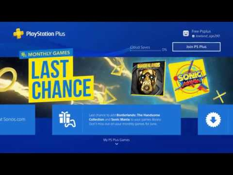 How To Get Free Playstation Plus 14 Days Free Without Credit Card Youtube