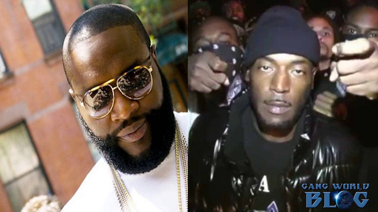 Indictment Alleges Rick Ross Was Extorted & Threatened By Gang Members  (Atlanta GDs)