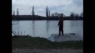 Карпфишинг Чемпионат Крыма 1этап онлайн