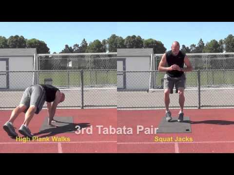 SickFit: Fit In 15 Tabata 15 Minute Tabata HIIT Bodyweight Workout #2