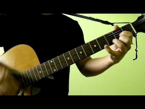 Hey Soul Sister - Train - Easy Guitar Tutorial (No Capo)