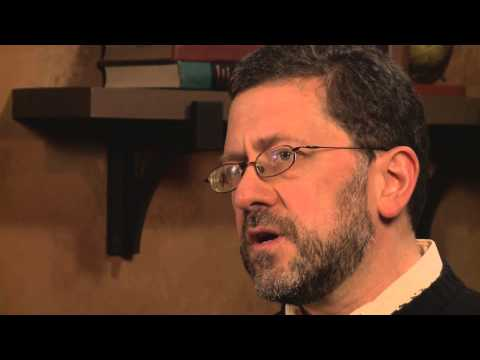 Mike Aquilina discusses the early Church fathers at Franciscan University