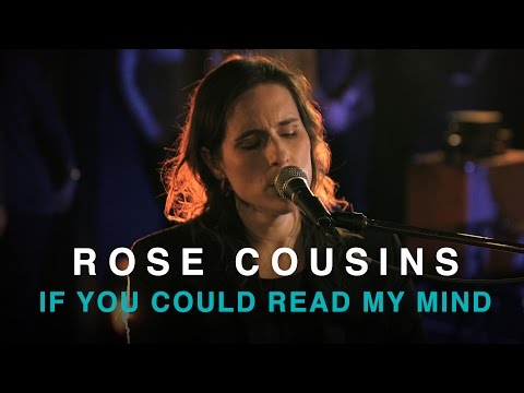 Gordon Lightfoot - If You Could Read My Mind (Rose Cousins cover)