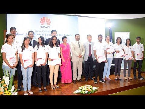 Huawei invite 10 étudiants de l'UoM à découvrir ses laboratoires de recherche en Chine