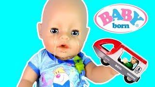 Бебі Бон Хлопчик Новий Братик Ляльки Пупсики Іграшки Для дівчаток Розпакування Бебибон