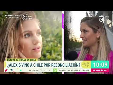 Alexis Sánchez realizó misterioso viaje de 76 horas a Chile - La Mañana